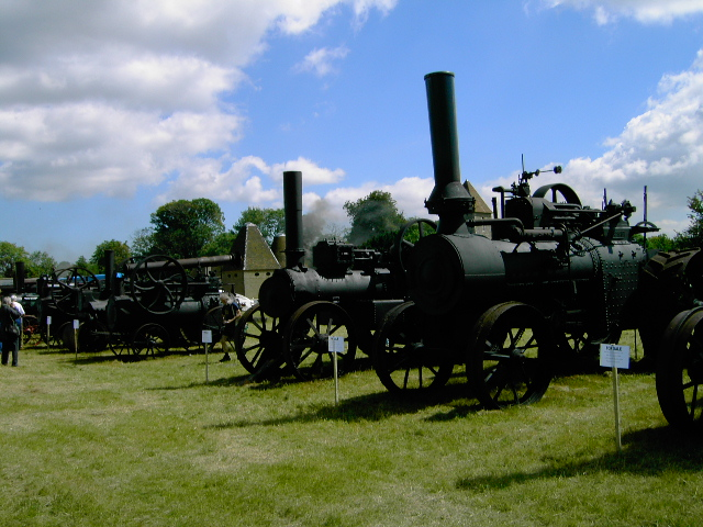 More Steam Engines for sale